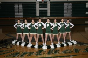 18-19 Girls JV Competitive Cheer Team