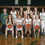 18-19 Girls Freshman Basketball Team