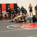 Varsity Wrestling League Quad Results