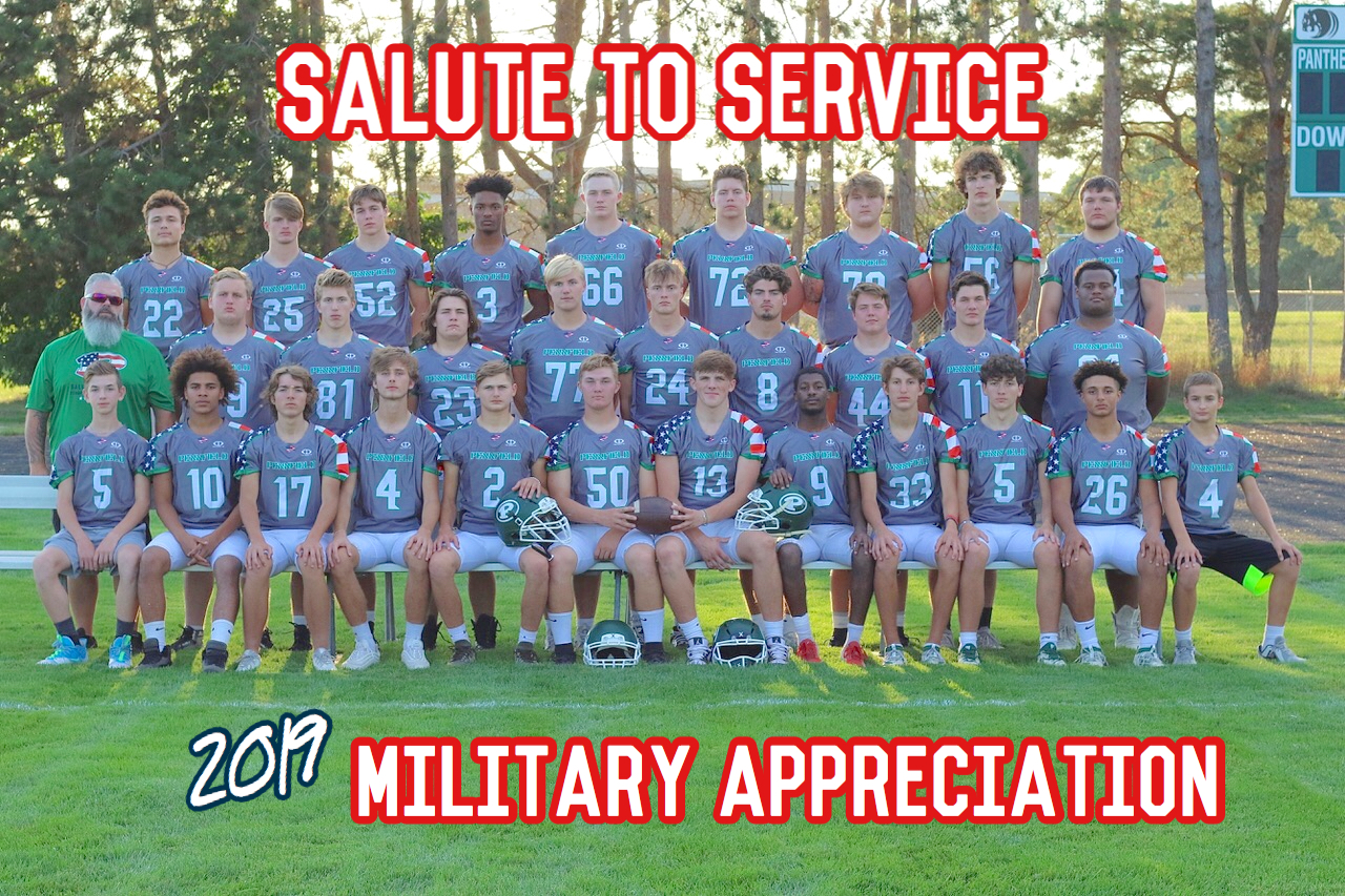 Military Appreciation Night – Salute to Service (September 20th)