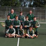 Boys Varsity Tennis 2019-20