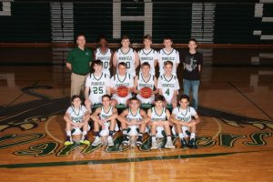 19-20 Pennfield Freshman Boys Basketball Team