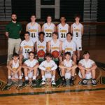 19-20 Pennfield Boys Junior Varsity Basketball Team