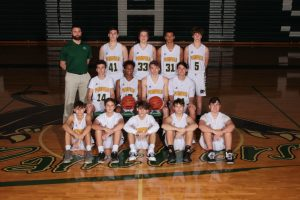 19-20 Pennfield Boys Junior Varsity Basketball Team