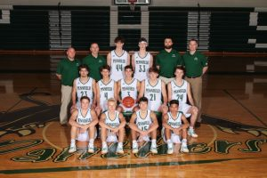 19-20 Pennfield Boys Varsity Basketball Team