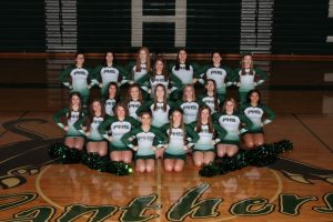 19-20 Pennfield Girls Varsity Competitive Cheer