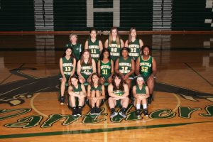 19-20 Pennfield Girls Freshman Basketball Team