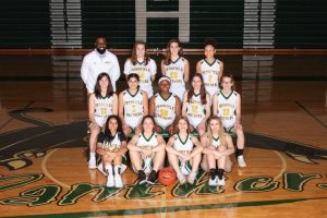 19-20 Pennfield Girls Junior Varsity Basketball Team