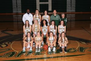19-20 Pennfield Girls Varsity Basketball Team