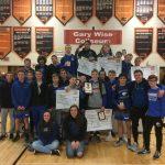 Boys Varsity Wrestling finishes 1st place at Beavercreek Classic