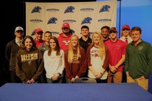Winter Signing Day