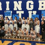 Girls Varsity Basketball beats Lebanon 58 – 47