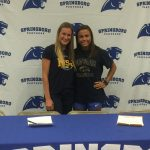 Girls Lacrosse Duo Ink College Commitment
