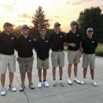 Boys Varsity Blue Golf finishes 13th place at Sycamore Invitational