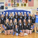 Volleyball Teams Host Firebirds in Season Opener