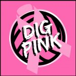 Volleyball Hosts Alter For Dig Pink Night