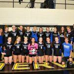 Volleyball Defeats Centerville, Advances to District Finals