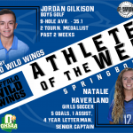 Buffalo Wild Wings: Athlete of the Week