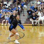 Girls Varsity Volleyball falls to Lebanon 3 – 0