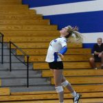 Girls Varsity Volleyball beats Springfield 3 – 1