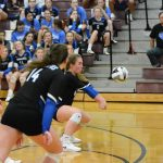 Girls Varsity Volleyball falls to Northmont Senior 3 – 0