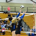 Girls Volleyball sweeps Wayne