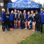 Cross Country Heading to State