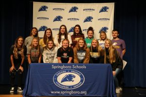 Nov. 13th, 2019 – Signing Day
