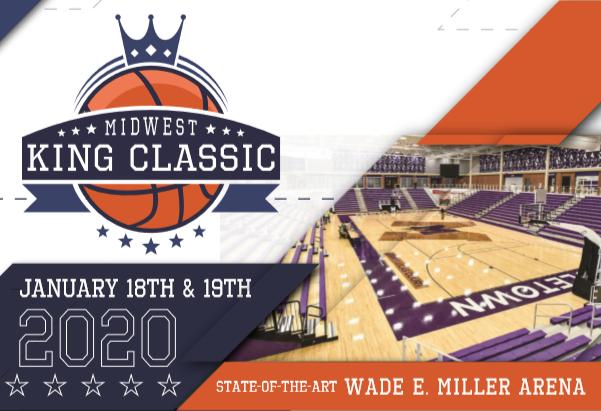 2020 Boys Basketball King Classic