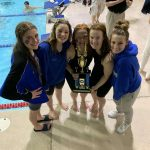 Girls Swimming Wins Southwest Ohio Swim Classic