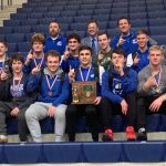 Springboro Wrestlers Win Program's 1st District Team Title