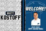 Springboro Names Brett Kostoff as New Head Basketball Coach, Pending Board Approval