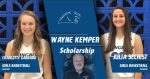 Wayne Kemper Scholarship Recipients