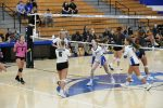 Girls Volleyball sweeps Miamisburg