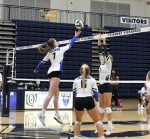 Girls Varsity Volleyball beats Wayne 3 – 0