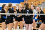 Volleyball sweeps Northmont 3 – 0