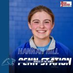 Hannah Hill Wins Penn Station Athlete of the Month