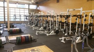 Weight room and Lifting