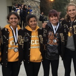 Hawks Girls Cross Country is on to CIF
