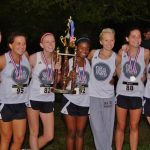 Girls ThreePeat At City Champs with Boys Second