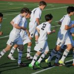 Varsity Boys Soccer secures win against Atlanta International School