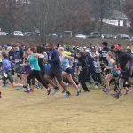 Everyone Loves a Race!  Track Kicks off Season at MLKDay 5K.