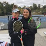 Warriors Tennis Grabs Third Place In Fall League