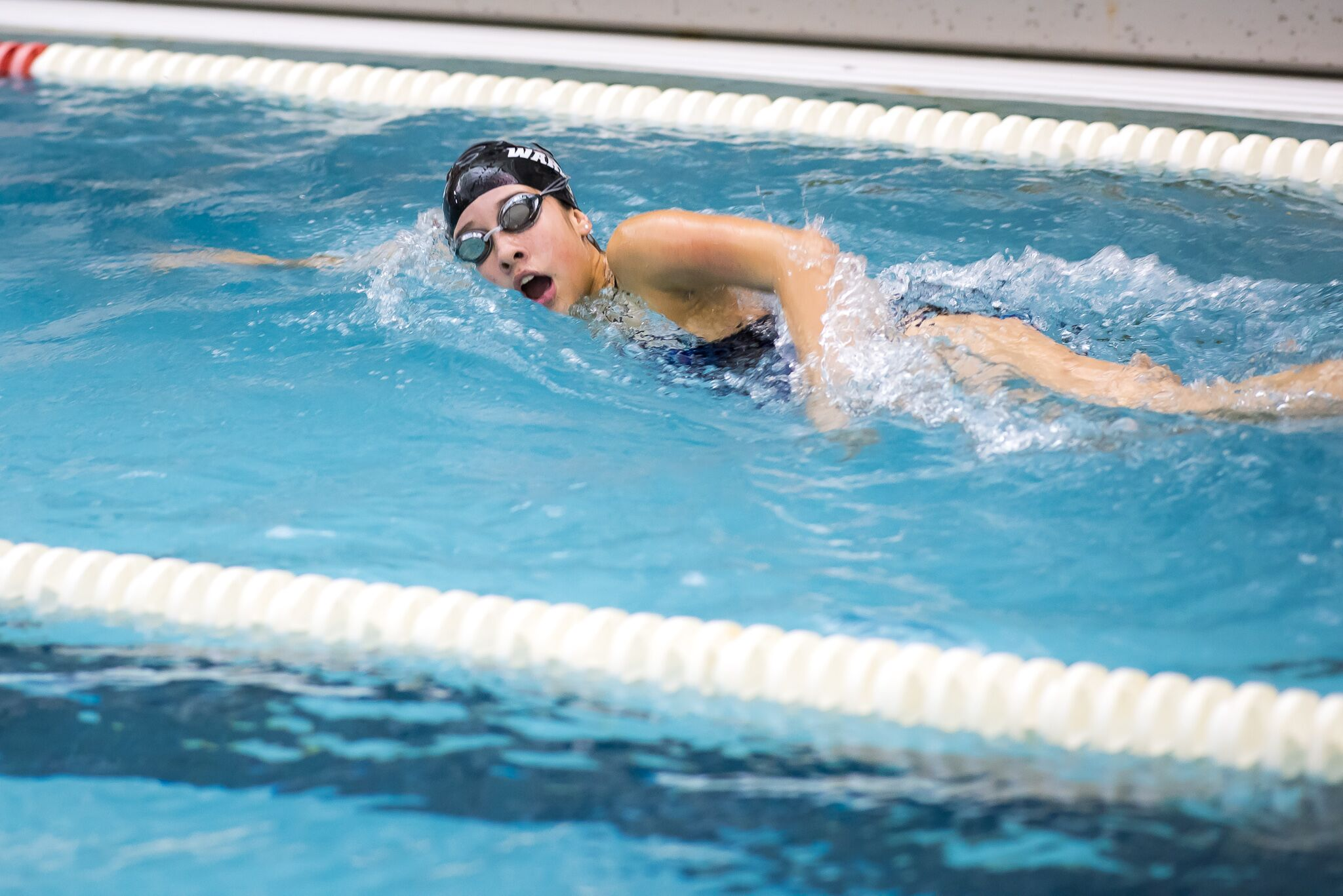 NA Swim & Dive Team Have Strong Showing at Kickoff Classic