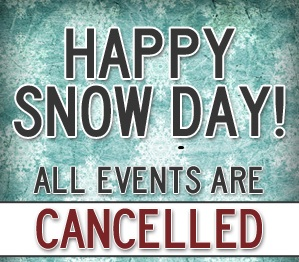 School Closed Wednesday, January 17th