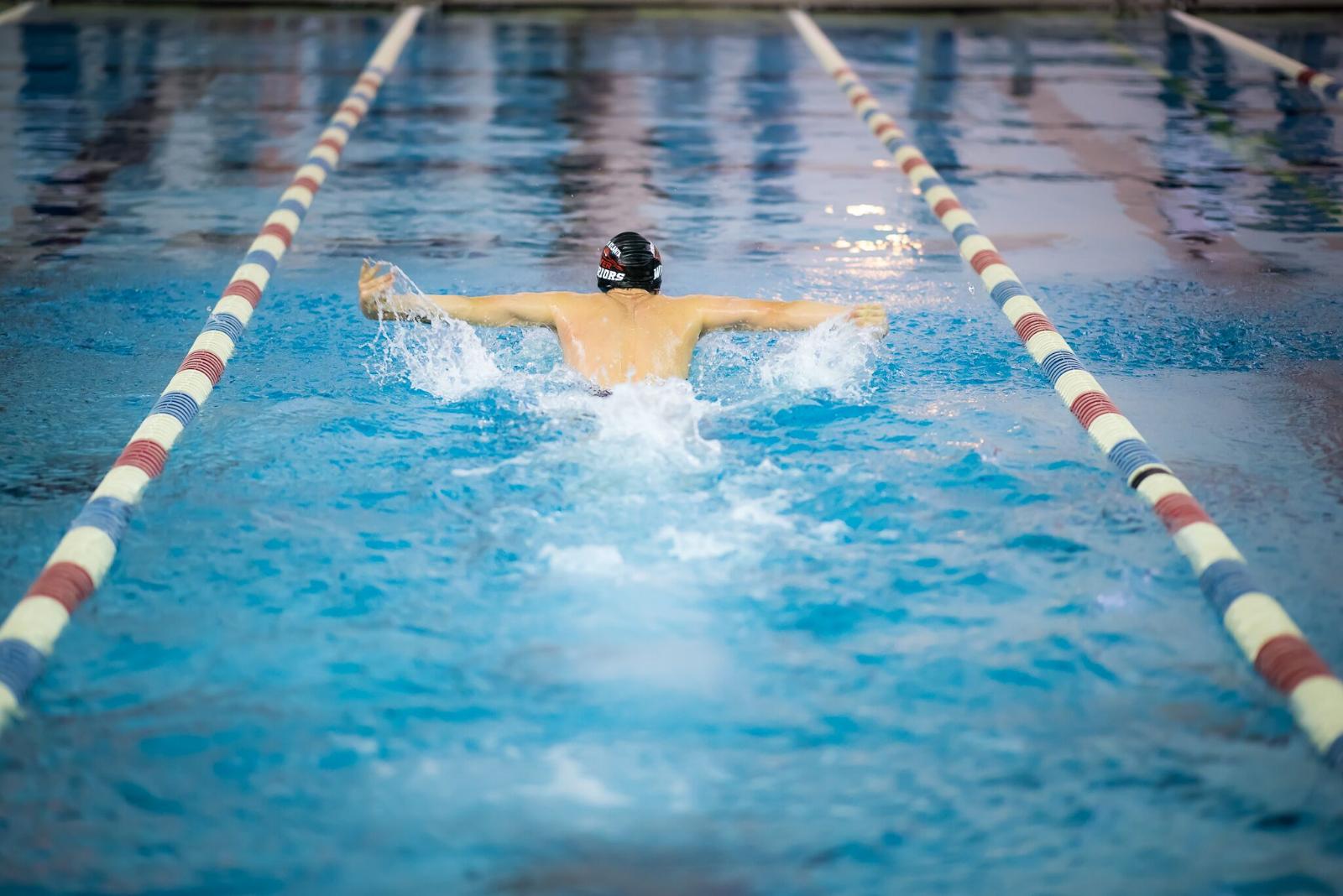 NAHS Swim & Dive Team Win Again!