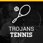 Trojan Girls Tennis Competes at MHSAA State Finals