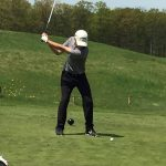 Traverse City Central High School Boys Varsity Golf finishes 4th place