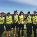 Traverse City Central High School Boys Junior Varsity Golf finishes 1st place