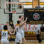 Boys Basketball - TC West at TC Central - Photo Gallery